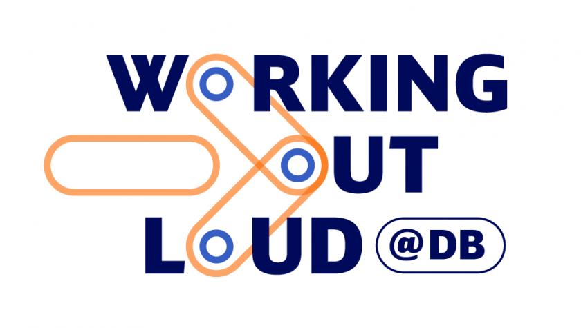 Logo von Working Out Loud bei der Deutschen Bahn